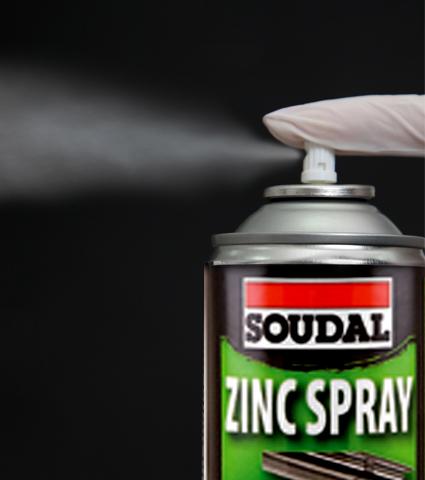 תרסיס אבץ 98% ZINC