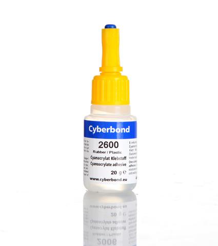 דבק מהיר 2600- צמיגות נמוכה למשטחים רגישים