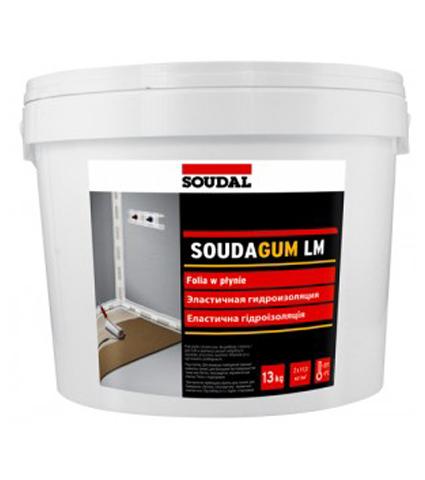 חומר איטום גמיש לקירות SOUDAGUM LM