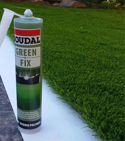 Green Fix לדשא סינטטי